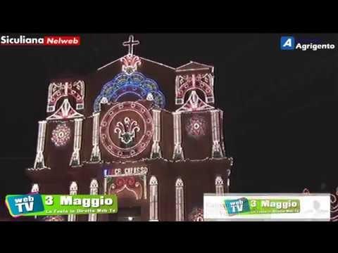 3 MAGGIO WEB TV - La diretta streaming della festa del SS Crocifisso di Siculiana