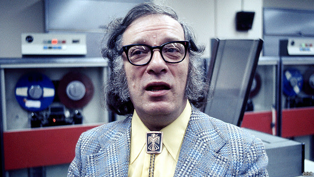 Isaac Asimov (BBC)