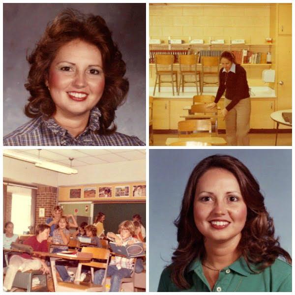 Jane as a young teacher