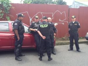 La Fuerza Pública está lista para garantizar la seguridad en la noche de halloween. CRH