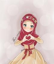 Terbaru 25+ Anime Muslimah Cantik