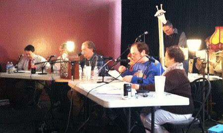 The Radio Gang Rides Again!