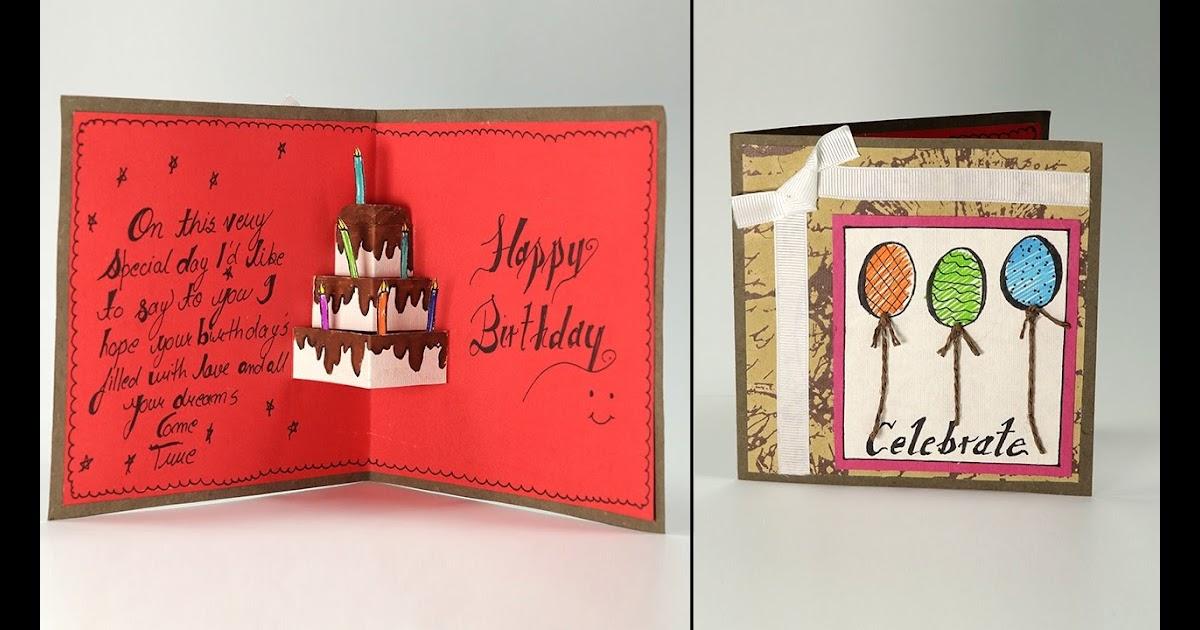 Valentine Card Design: Happy Birthday Card Ke Andar Kya Likhe