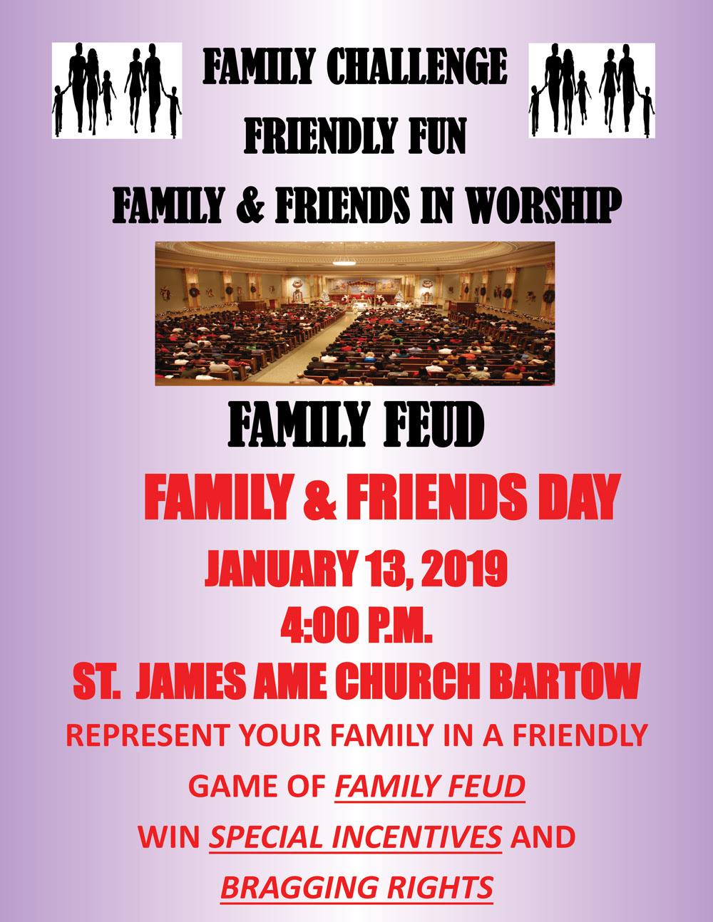 Family Friends Day 2019
