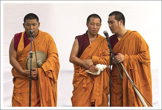 Tibetan Monks 1