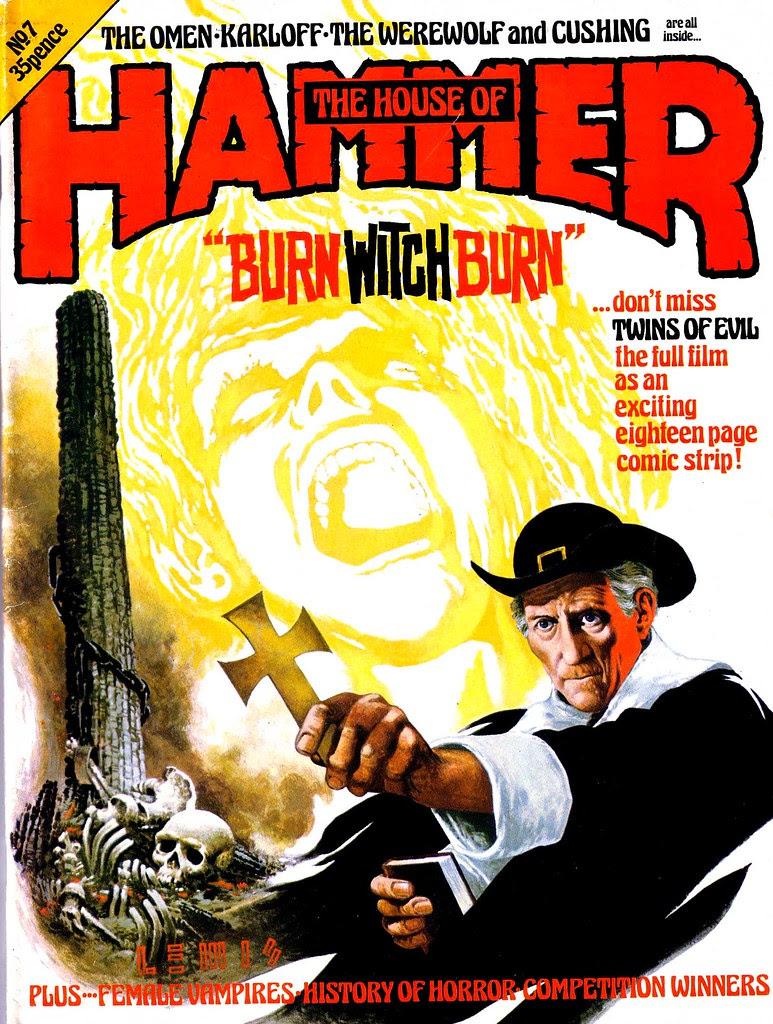 House Of Hammer Magazine - Issue 7 (1978)