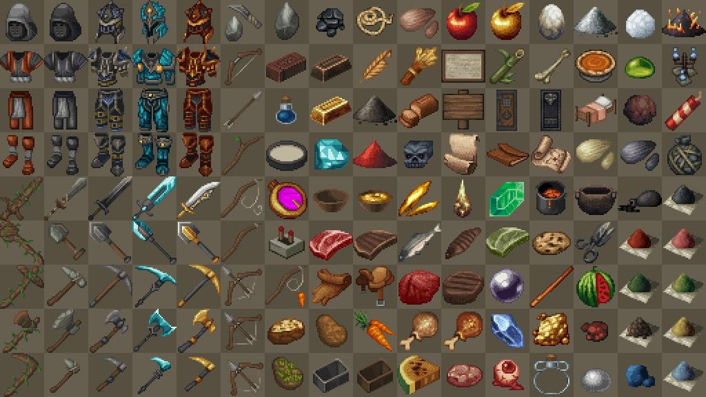 toomenim items для майнкрафт 1 5 2 #9