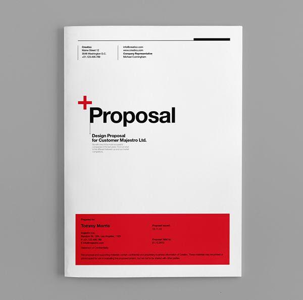 Contoh Proposal Desain