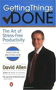 """Cover of """"Getting Things Done: The Art of..."""