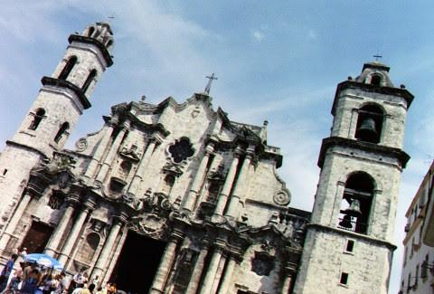 habana catedral