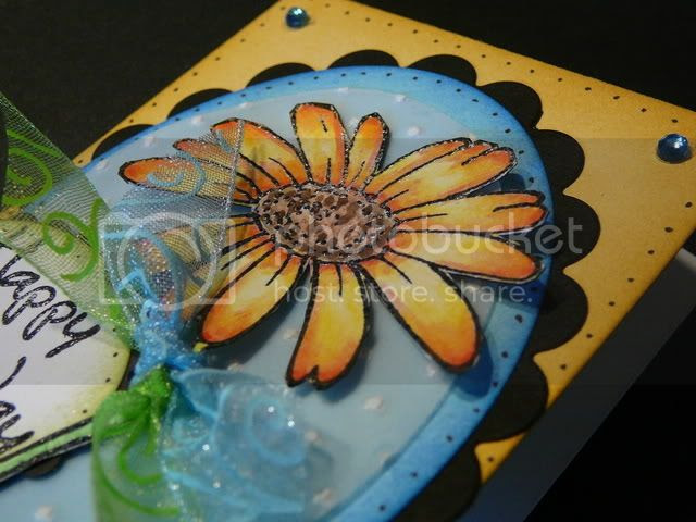 Card using Flowers for Daisy - Gina K Designs, Asela Hopkins