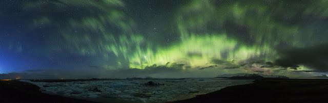 ni siquiera una panoramica puede expresar lo que vi esa noche