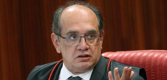 Gilmar Mendes volta a criticar a Lei da Ficha Limpa