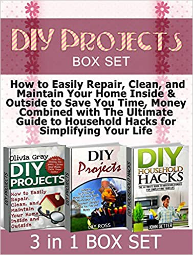 DIY Projects Box Set