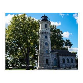Old Fort Niagara Postcard