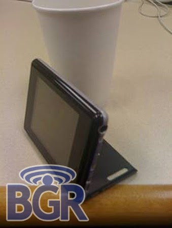 Qualcomm's FLO TV device caught in the wild with a cup of joe