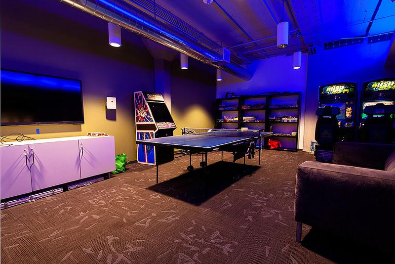 Games Room Loungeinterior Design Ideas