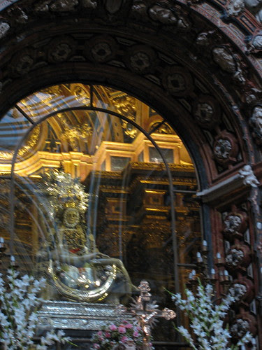 The Virgin, Granada