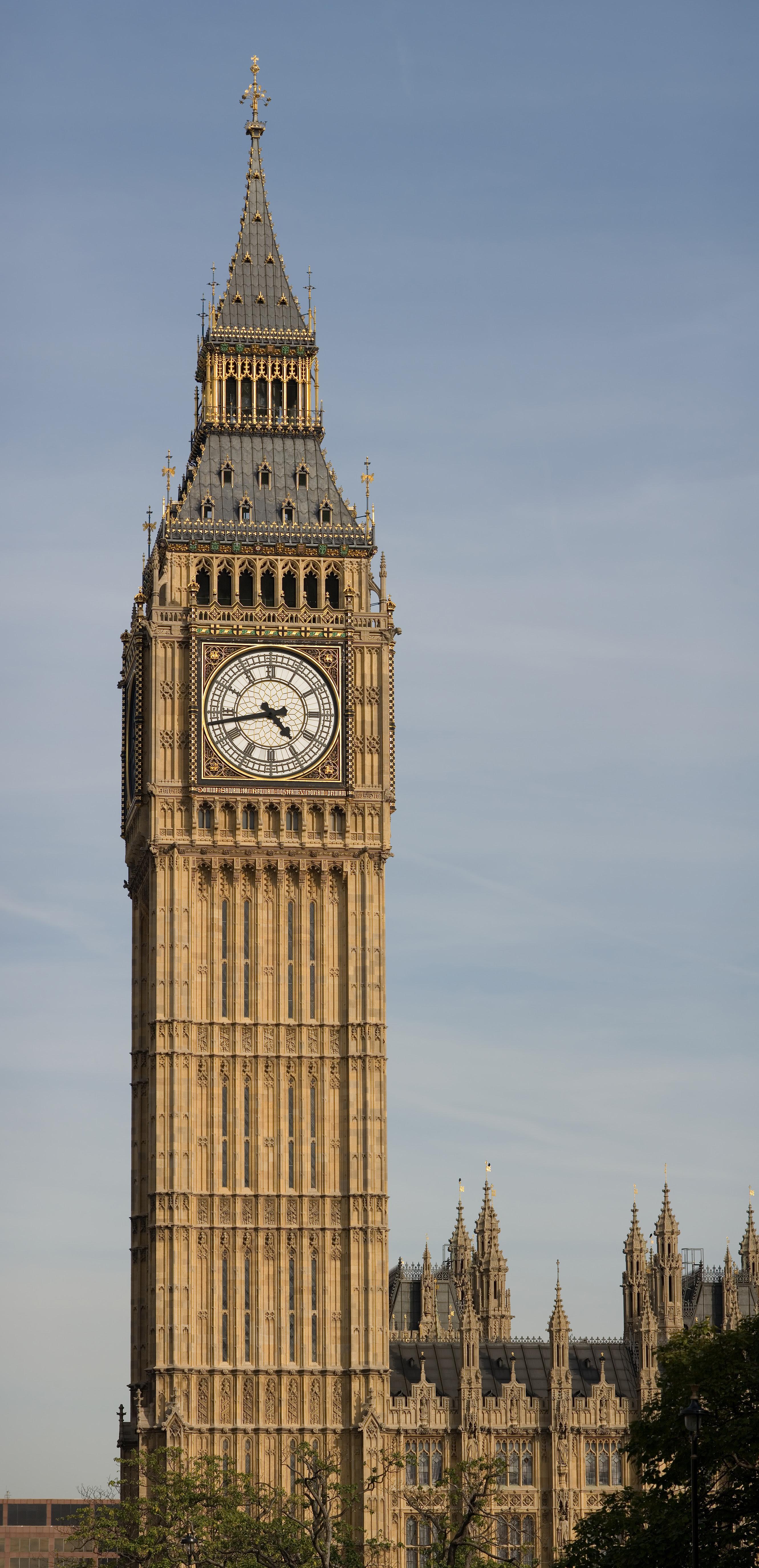 هل تعلم ساعة مشهورة تعتبر معلم سياحى مكونة من 5 حروف