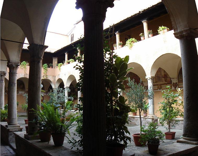 File:Trastevere - sant'Onofrio - chiostro interno 00659-60.JPG