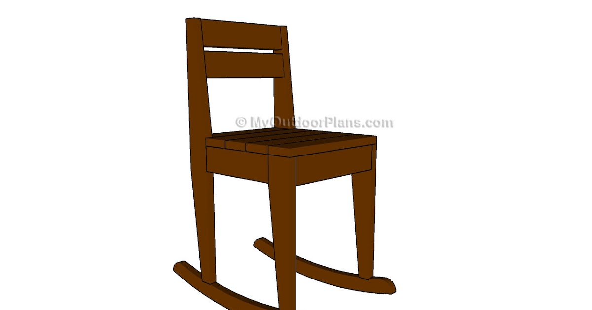 toin: Child Rocking Chair Plans Free