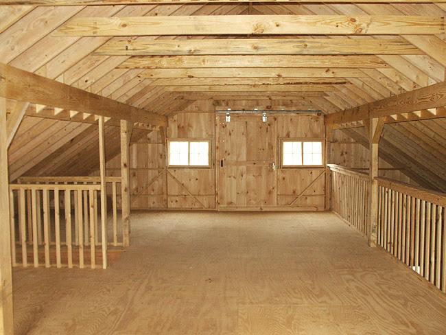 horse barn plans with loft apartment