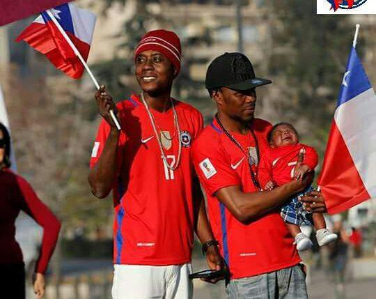Resultado de imagen para haitiano en valparaiso