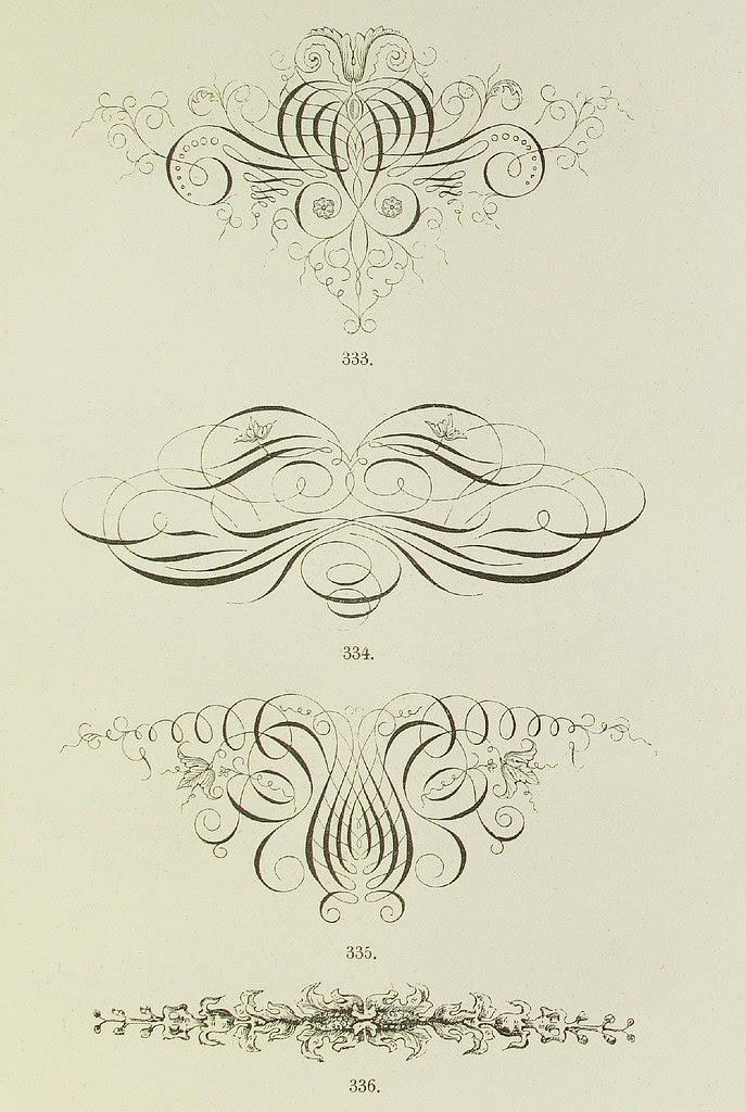 Schrift- und Polytypen-Proben BG Teubner, 1846 m
