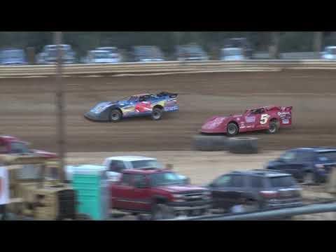 Jackson County Speedway | 7/9/21 | Steel Block Late Models | Heat 1