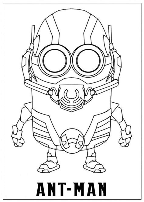 ant man coloring pages  coloring pages  kids