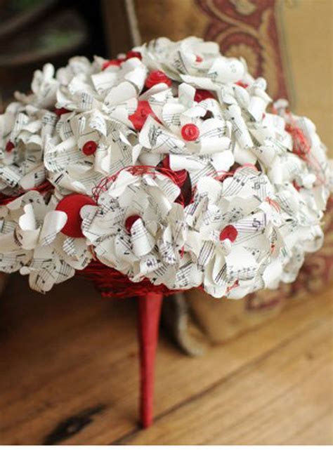 Bouquet e fiori di carta   Matrimonio Mon Amour