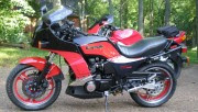 Kawasaki GPZ 750 Turbo