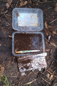 Good time to perform geocache maintenance