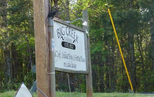 Big Creek Tavern