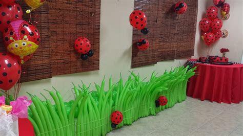 baby shower mariquita ladybug dale detalles