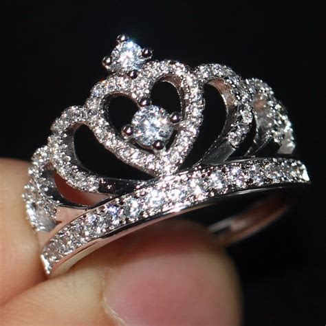 Online Get Cheap Crown Rings  Aliexpress.com   Alibaba Group
