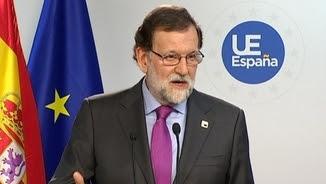 Mariano Rajoy, president del govern espanyol