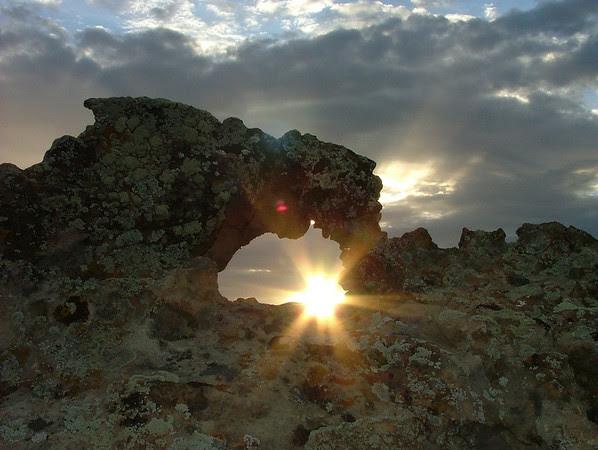 Kokopelli Sunset