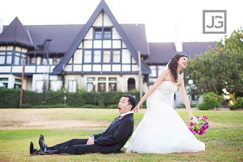 Pasadena Ambassador Mansions & Gardens Wedding Photography