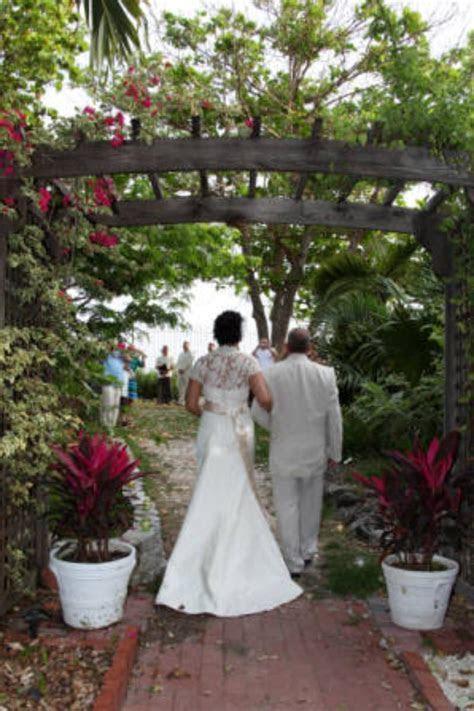 Key West Garden Club Weddings   Get Prices for Wedding