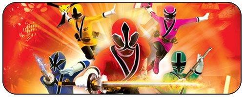 Mais Informações Sobre Power Rangers Samurai