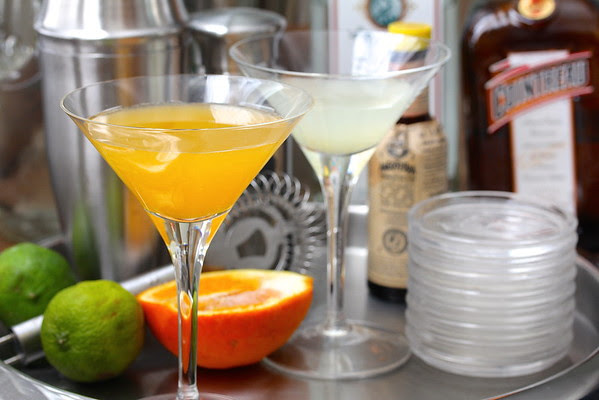 Stork Club Cocktail  #PartyLikeAMadMan