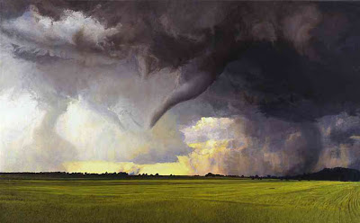 Amy Marx tornado painting