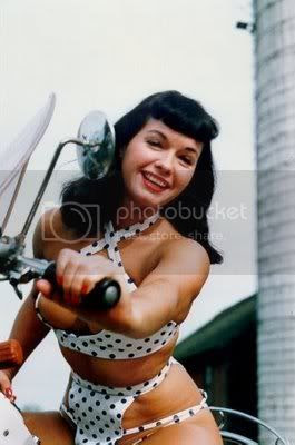 bettie page Pictures, Images and Photos