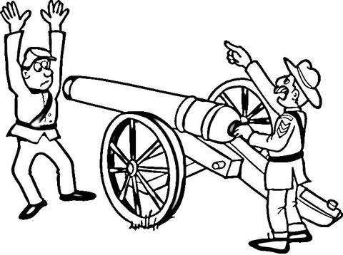 malvorlagen der amerikanischen revolution flagge | vorlagen