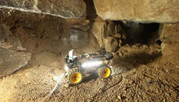 A chavin rover