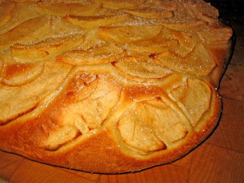 focaccia dolce alle mele by fugzu