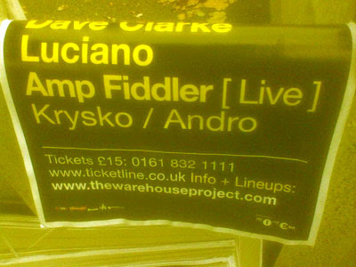 Warehouse Project Posters 2