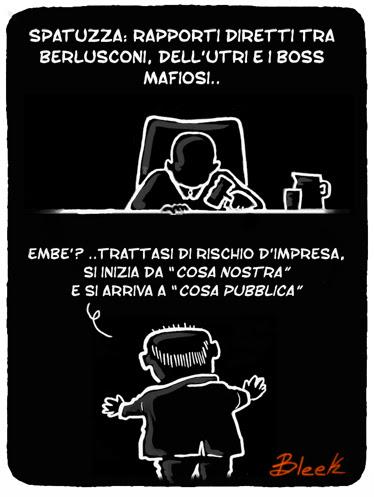 Spatuzza, Berlusconi e Dell'Utri