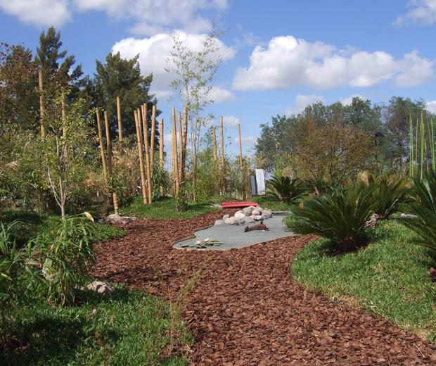 Estilo pilar 2009 jard n japon s contempor neo tecno haus for Decoracion jardin japones